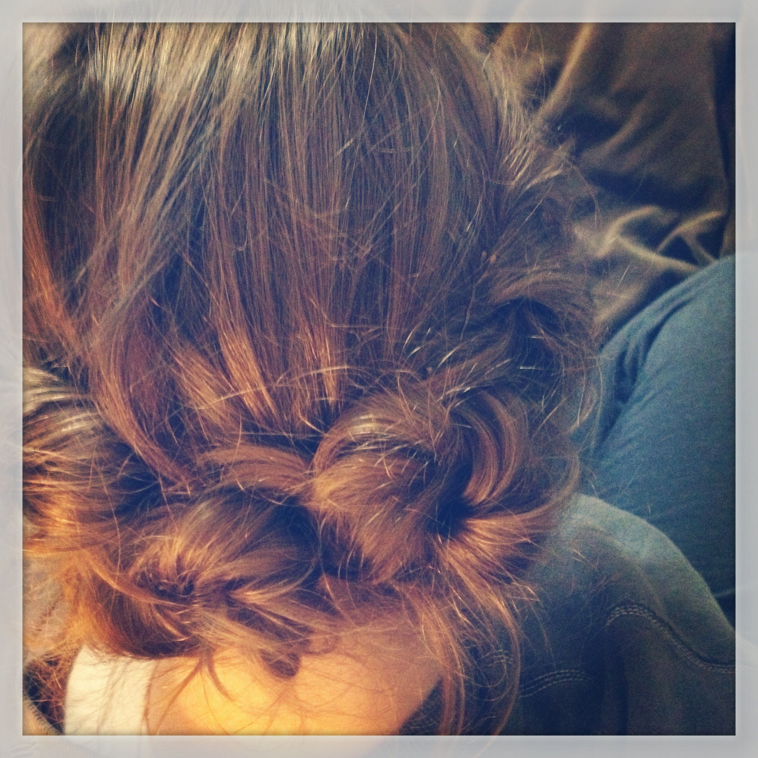 Cute and easy hairstyle hair pinterest easy hairstyles
