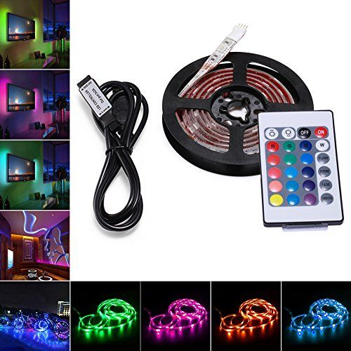Avaway Rgb Led Light Strip Usb Powered 5v Smd 5050 Flexi Http