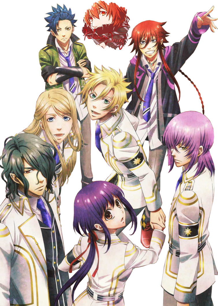 Render Kamigami no Asobi by KikiDesing Anime shows, Loki