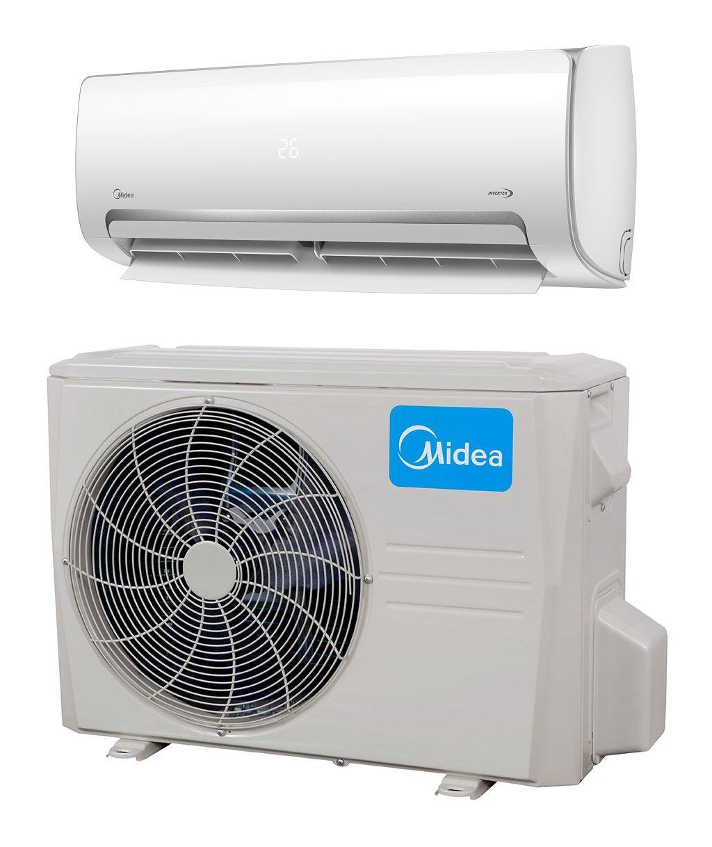 Midea 12000 Btu 110v In Minisplitwarehouse Com Heat Pump Air