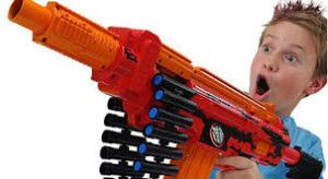 The biggest internet resource for Nerf Guns maniac! Latest breaking news  and videos straight from