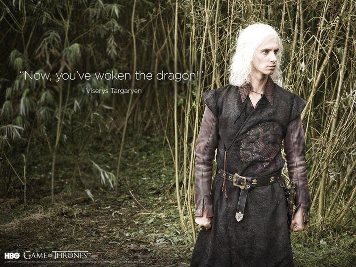 Viserys Targaryen;