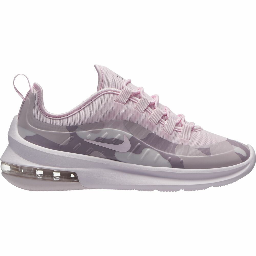 6c35038ef89bc Nike Women's Air Max Axis Premium Sneakers Pale Pink/Pink Foam/Black ...