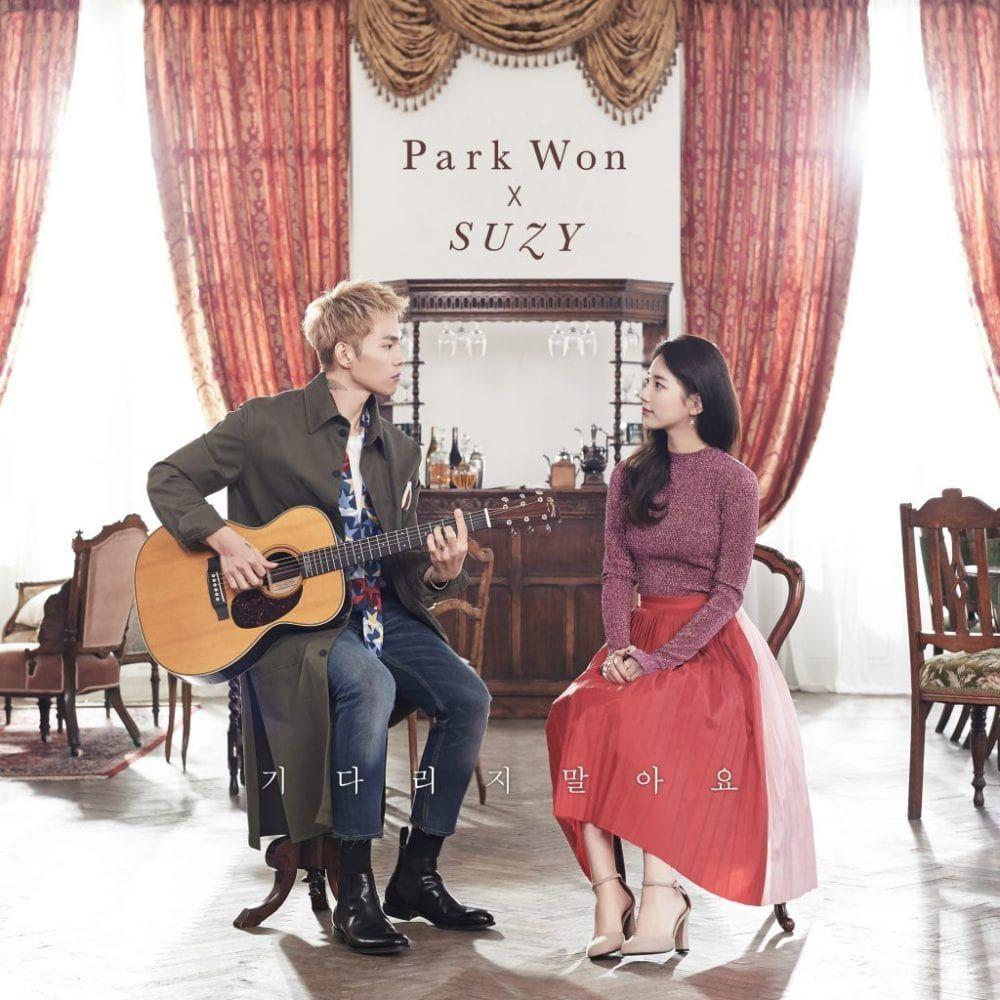 Park Won & Suzy 'Don't Wait For Your Love' Album Lyrics