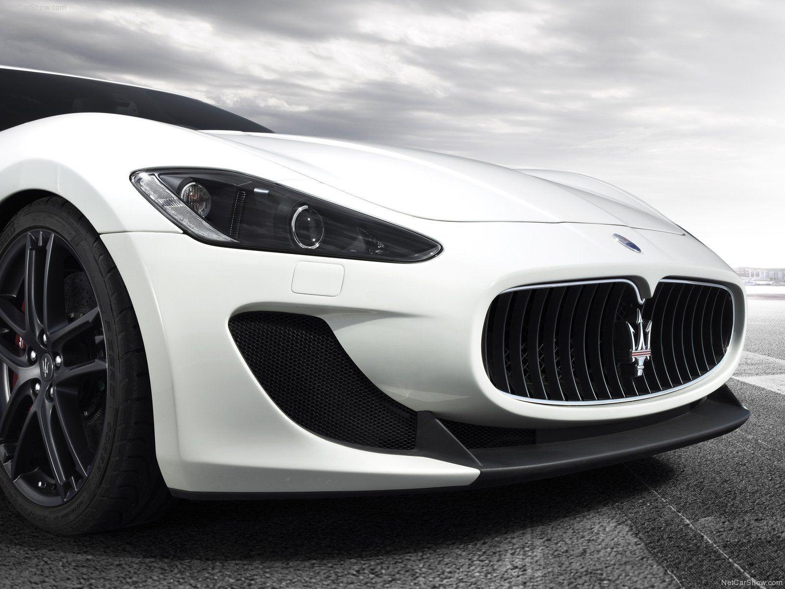 Maserati-GranTurismo MC Stradale 2012 | Vvrrrooommmm | Pinterest ...