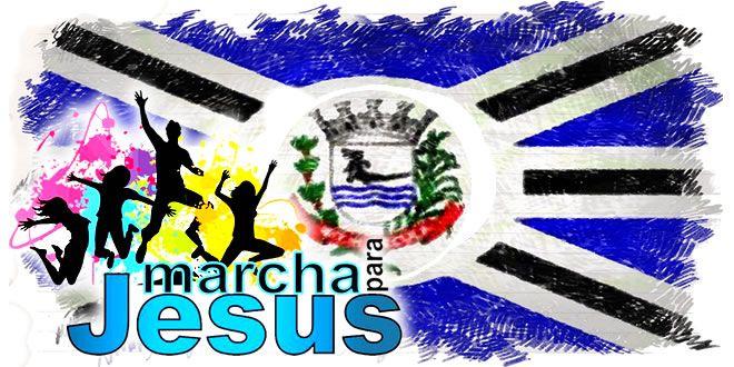 """""""Marcha para Jesus"""" é oficializada no calendário de Jacarezinho - http://projac.com.br/noticias/marcha-para-jesus-e-oficializada-calendario-de-jacarezinho.html"""