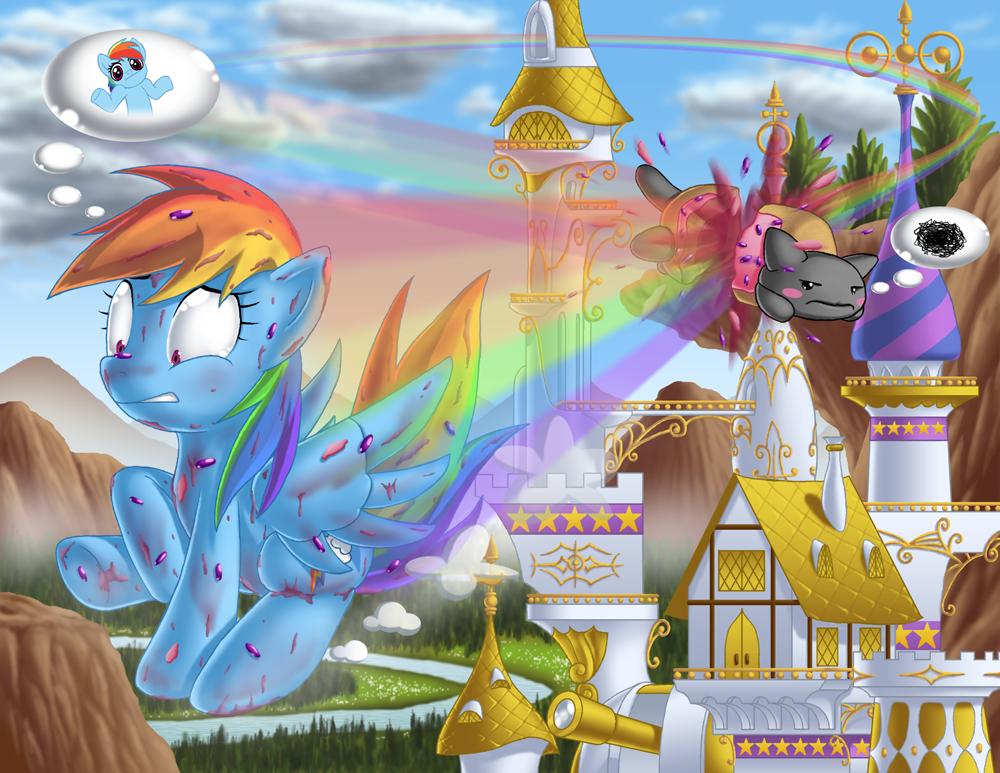 104645++artist+engrishman+double_rainbow+nyancat+rainbow