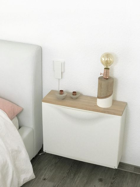 Ikea Hack - Trones Nachttisch | my Ikea home | Pinterest | Camera da ...