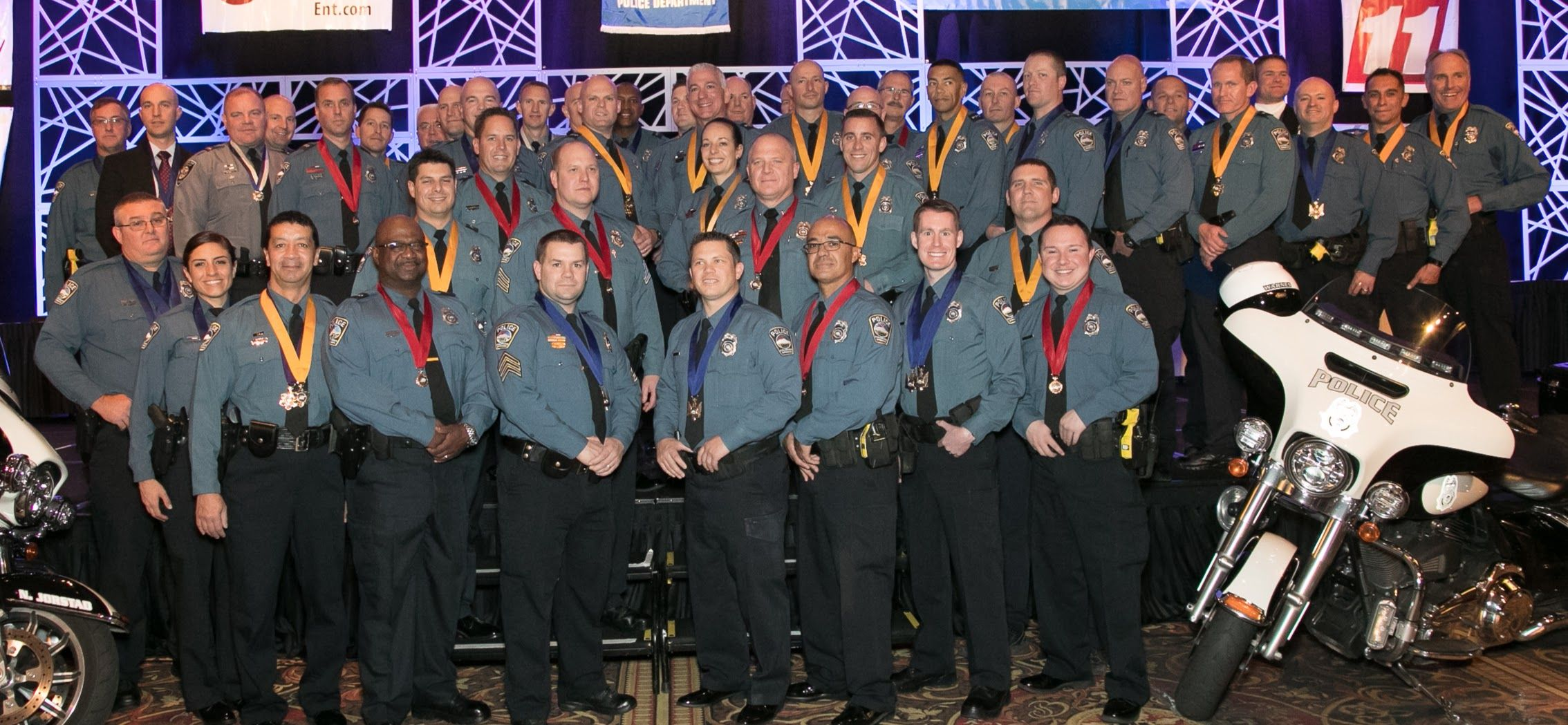 Medal recipients Event, Colorado springs, Concert