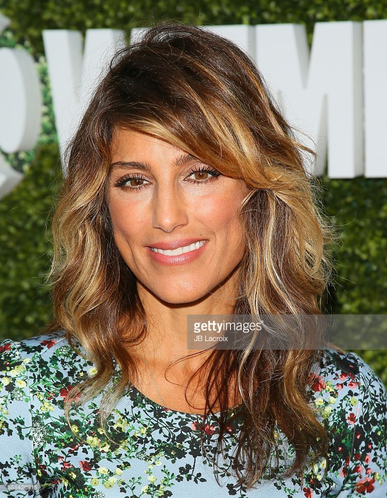 Jennifer Esposito attends the CBS, CW, Showtime Summer TCA ... Jennifer Esposito