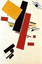 Suprematismo dinámico, 1916 Kasimir Malevich