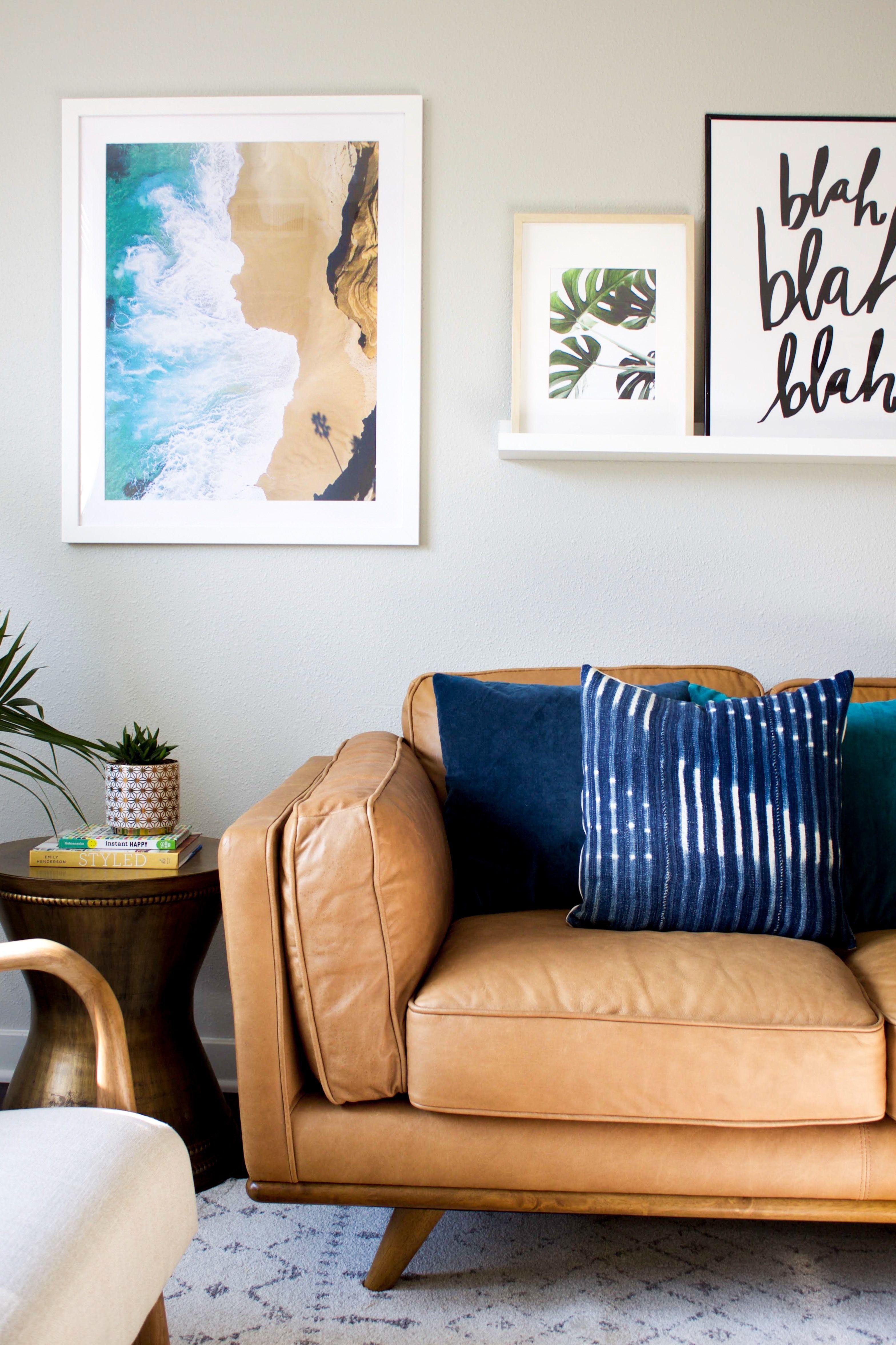 Modern Living Room Decor Mid Century Modern Article Timber