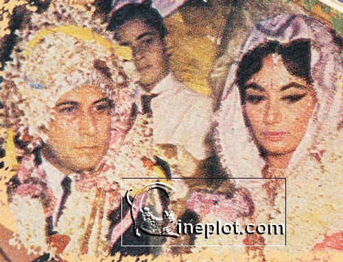 Sadhana and R.K. Nayyar wedding picture