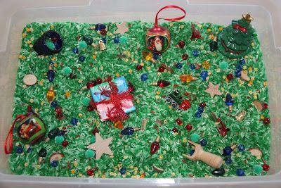 Insect Sensory Tub &amp- Activities Preschool &amp- Kindergarten Safari ...