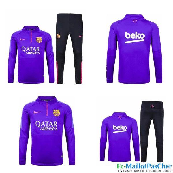 survetement FC Barcelona 2017