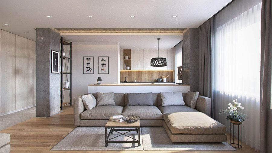Come arredare una casa di 70 mq ecco 3 progetti for Decorazione di casa