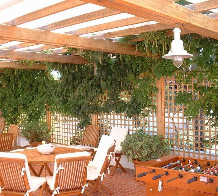 Fotos de p rgolas porches cenadores foro de infojard n p rgolas pinterest porch - Fotos de porches ...