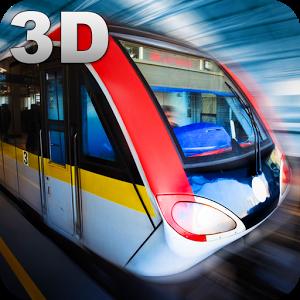 Subway Train Simulator 3d 1 42 Apk Subway Train Train Subway