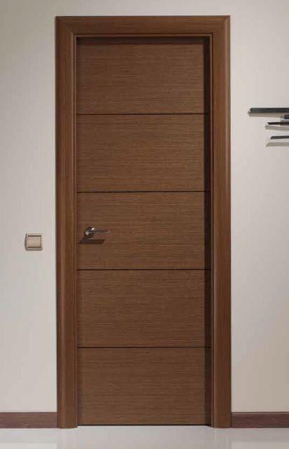 Puertas ranuradas puerta ranurada r230 socios aitim for Puertas de madera interiores modernas