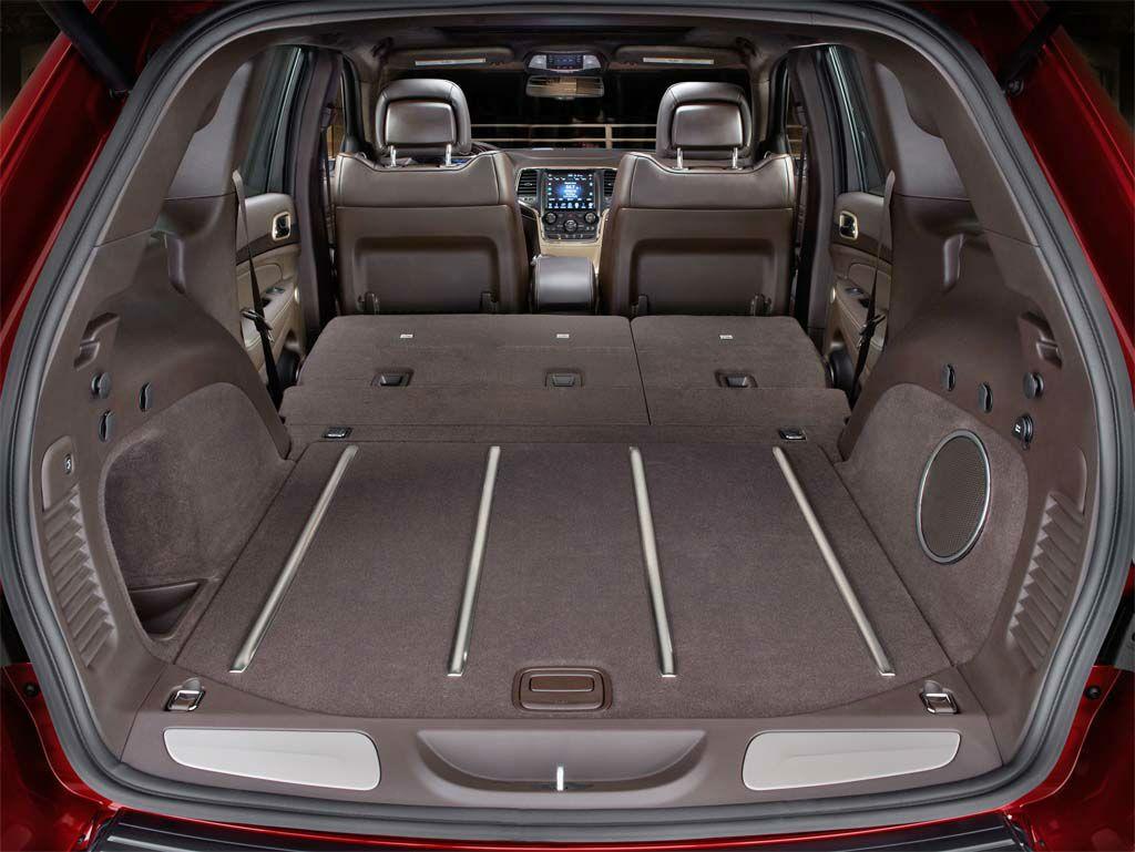 2014 Jeep Cherokee Interior Dimensions