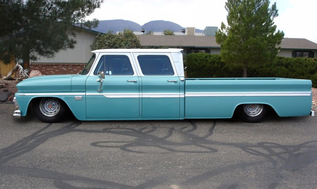 Classic tow rig page 2 pirate4x4 4x4 and off road forum crew cabs or extended cabs the 1960 1966 chevrolet gmc pickups message board sciox Image collections