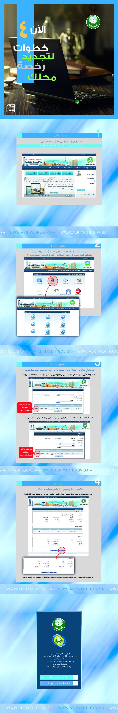 خدمة رخص المحلات تفيد قطاع الاعمال والافراد في تجديد رخصة المحل الكترونيا وفي 4 خطوات والصورة توضح طريقة استخدام الخد Desktop Screenshot Screenshots Desktop