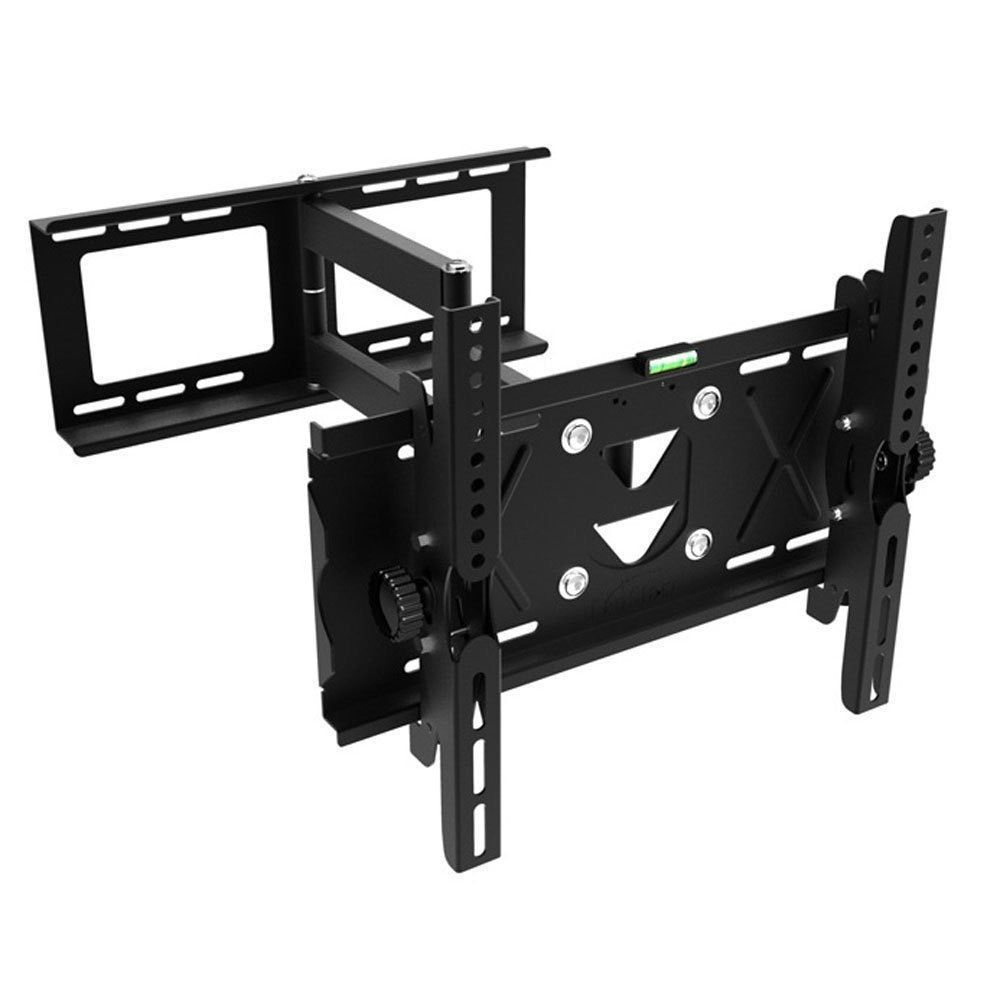 Free View Full Motion Swivel Tilting 99 Pound Monitor/ TV Wall Mount