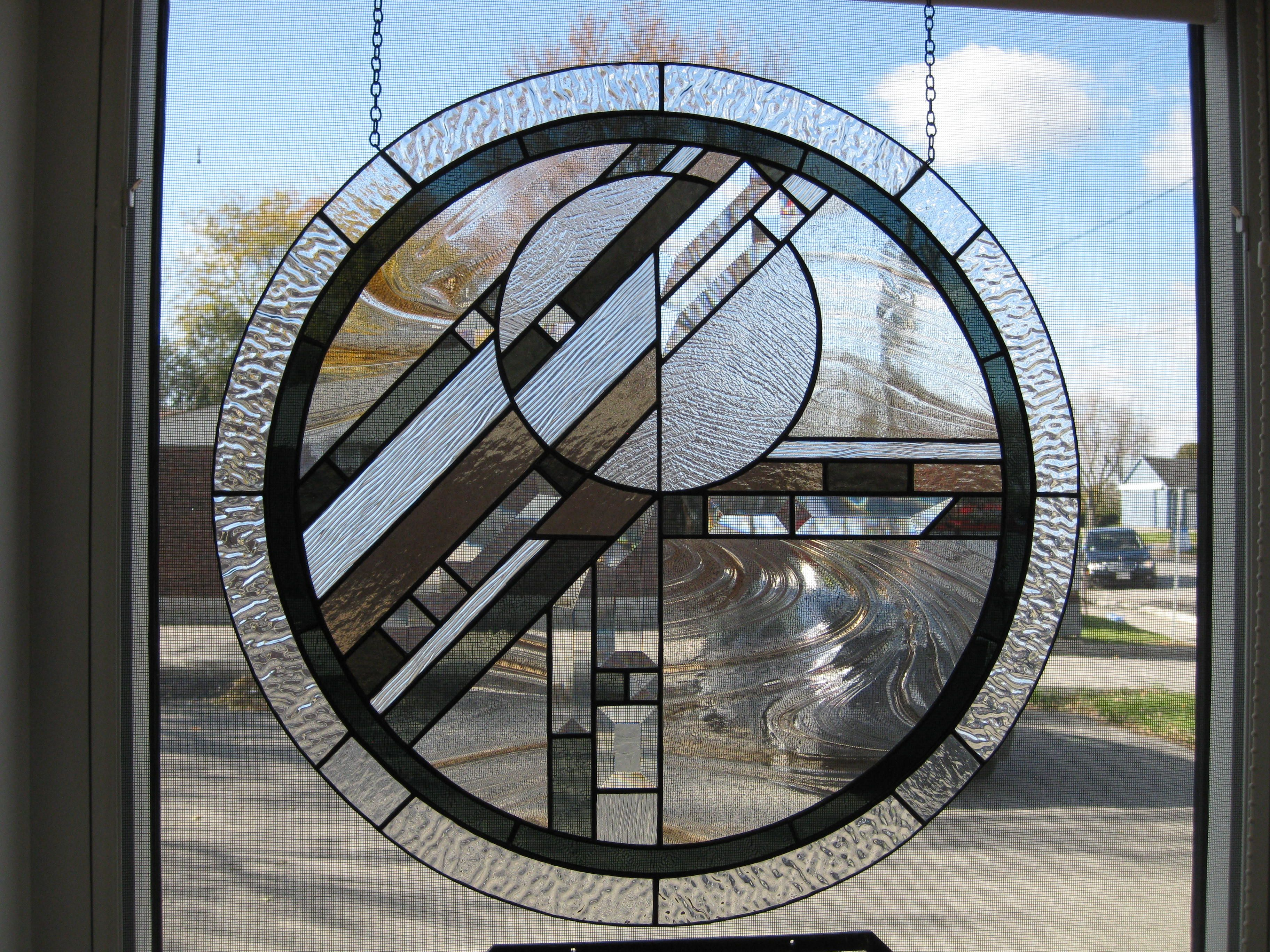 Stained Glass Window Patterns Free Abstract Stained Glass