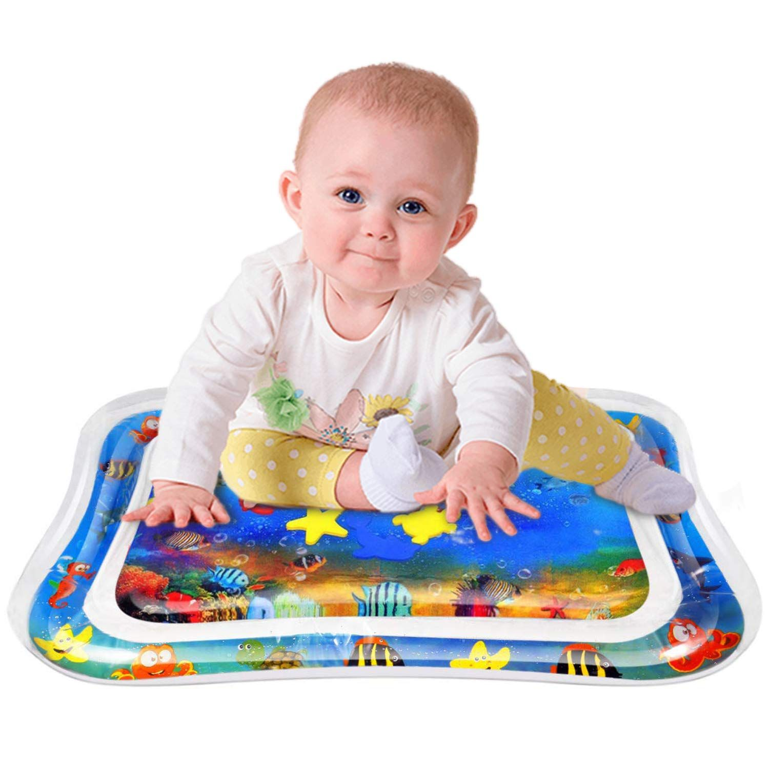 Save 20 On Inflatable Baby Mat Great Tummy Time Activity Baby