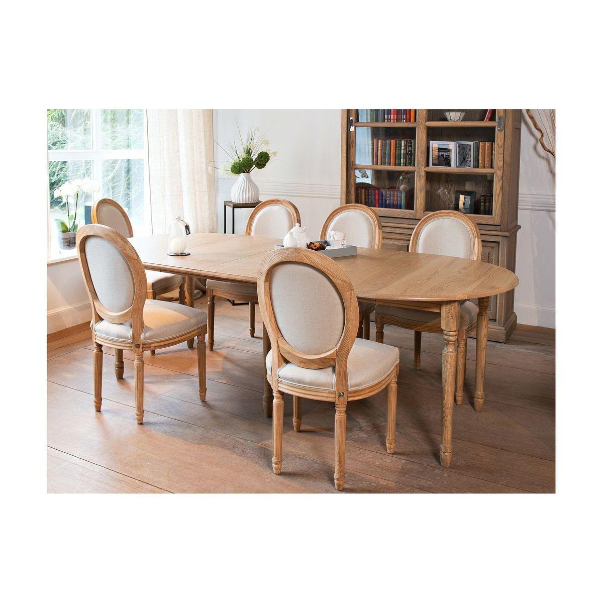 Table Extensible Ronde Bois A Rallonges 115 Cm Pieds Tournes Victoria Table Extensible Mobilier De Salon Et Chaise Salle A Manger