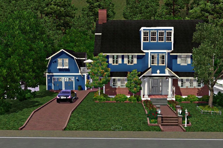 My Sims 3 Blog Bree Van de