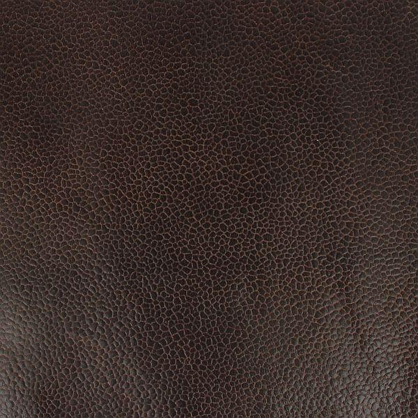Peau de ch vre grain l zard marron chocolat fleurs cuir pinterest walls - Pouf cuir marron chocolat ...