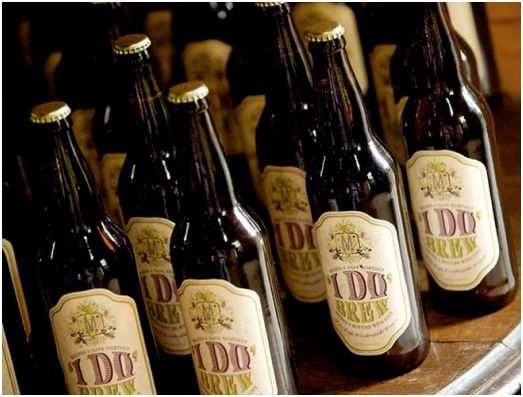 Erica Brand Posted I Do Brew Label For Homebrew Wedding Favor To Her Postboard Via The Juxtapost Bookmarklet