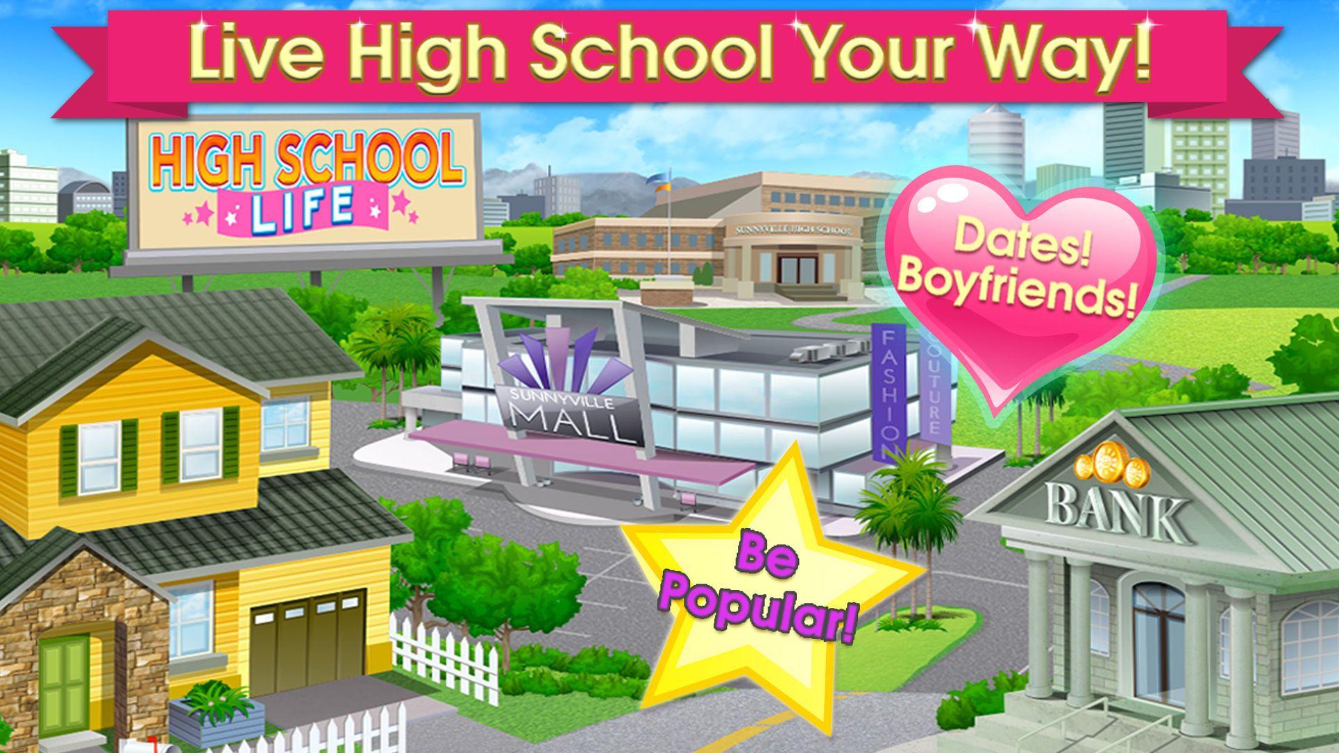 College dating simulointi pelejä verkossa