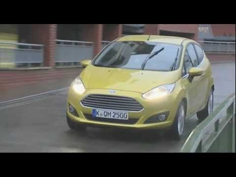 Car Driving Driving Experience Ford Fiesta