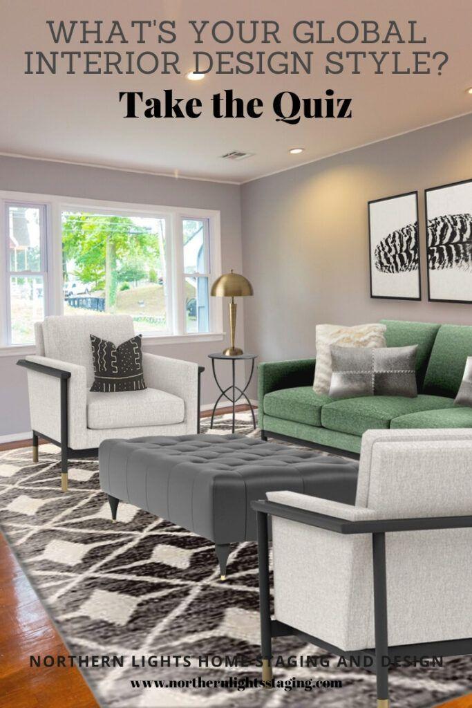 What's your Global Interior Design Style?Take the Quiz. #edesign #onlinedesign #virtualdesign #interiordesign #homedecor #interiordecor #homedesign #homestyle #interiordecorating #interiorinspiration #interiorstyle #moroccan #interiordesigner #turkish #interiorandhome #homestyling #homeinspo #decorating #interiorstyling #interiordesigners #moderndesign #modern #globaldesign #global#bohemian #globalstyle #contemporary #boho #stylequiz #interiorinspo #designstyle #designquiz