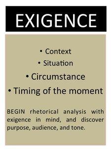 Posters Ap Language Rhetorical Analysis
