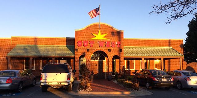 Outwest Steakhouse Restaurant Review - Kernersville, NC