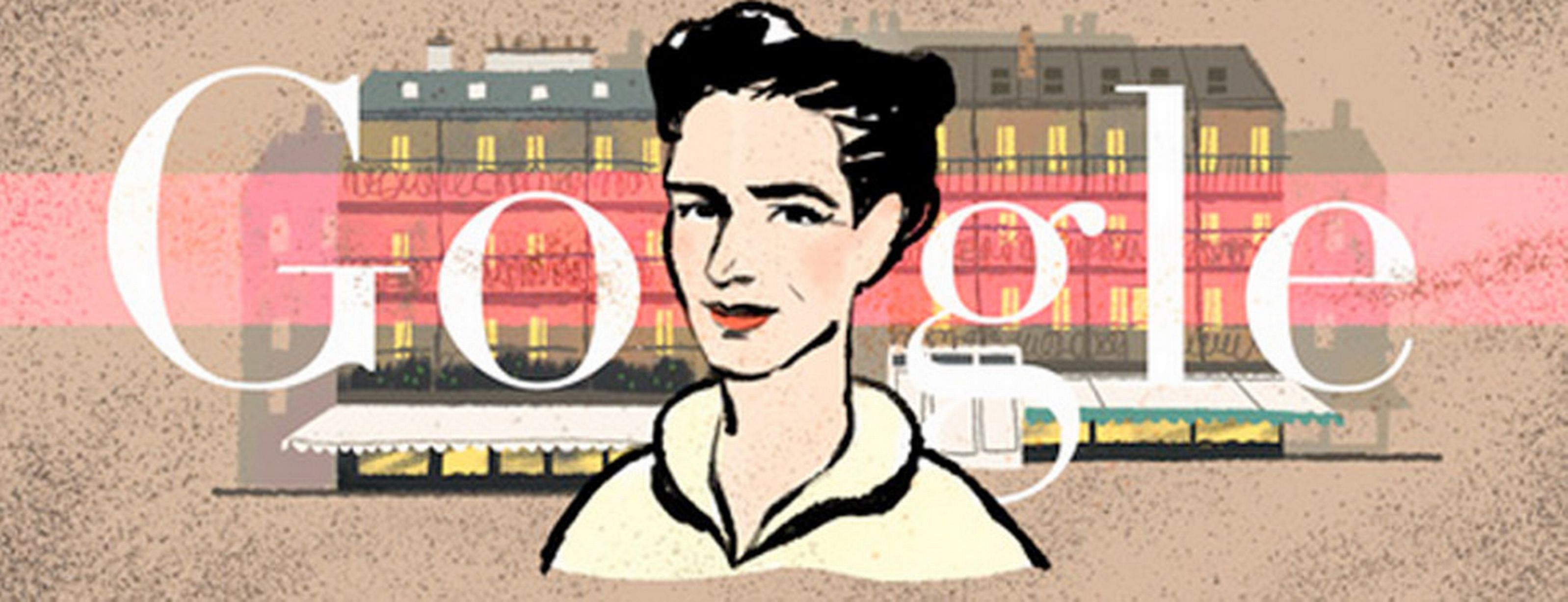 John venns 180th birthday google doodle commemorates inventor of simone de beauvoir google doodle ccuart Gallery