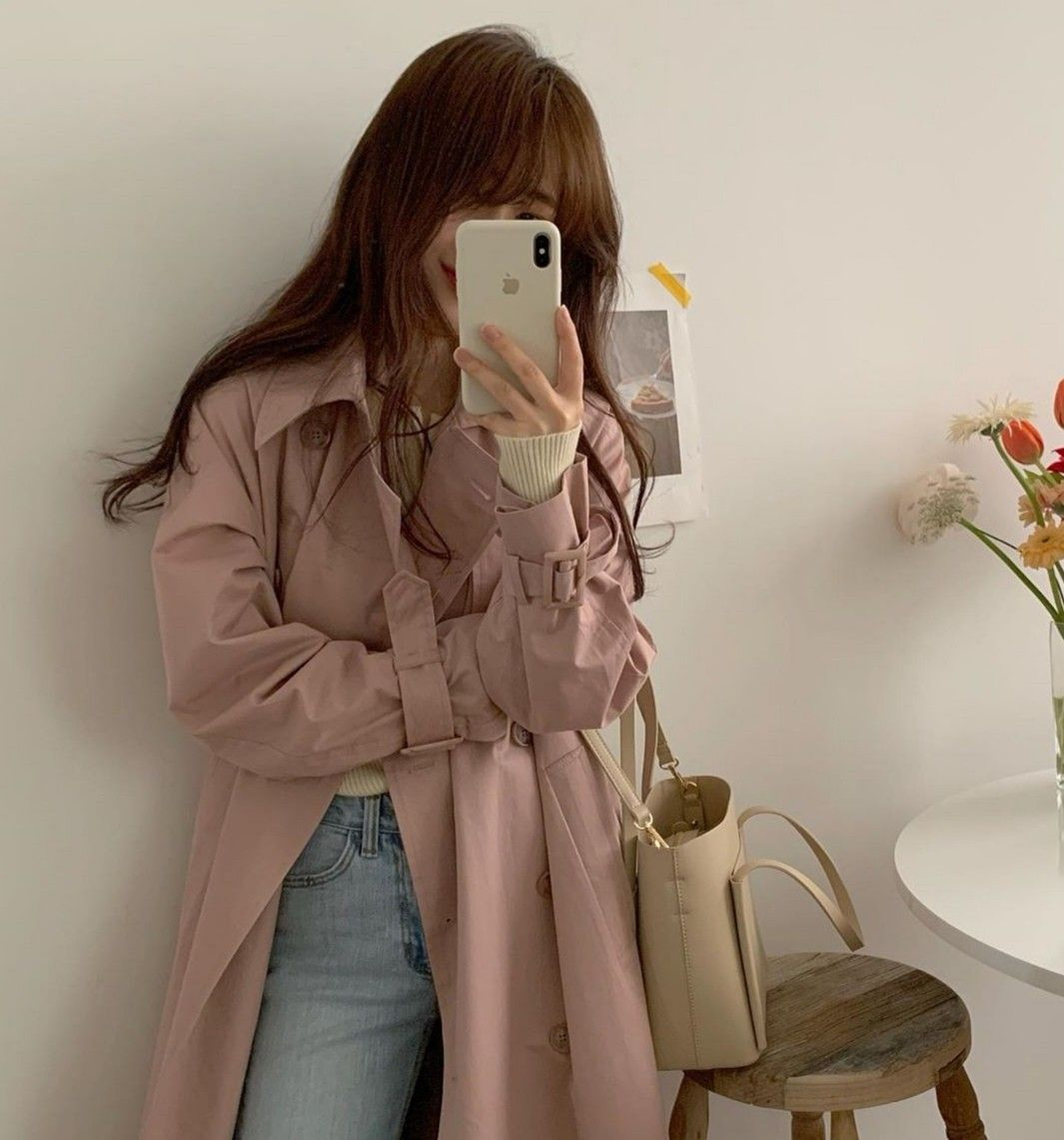Korean K Fashion Aesthetic Outfits Minimal Minimalist