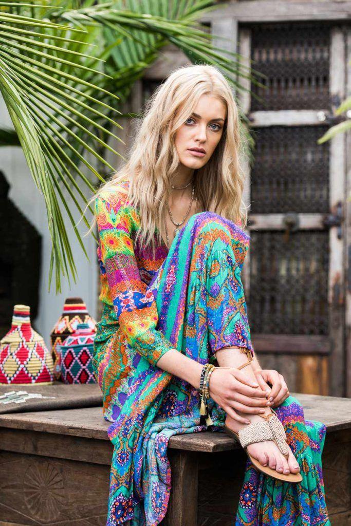 templo maxi 02 fashion mode femme hippie mode femme hippie chic ve mode hippie. Black Bedroom Furniture Sets. Home Design Ideas