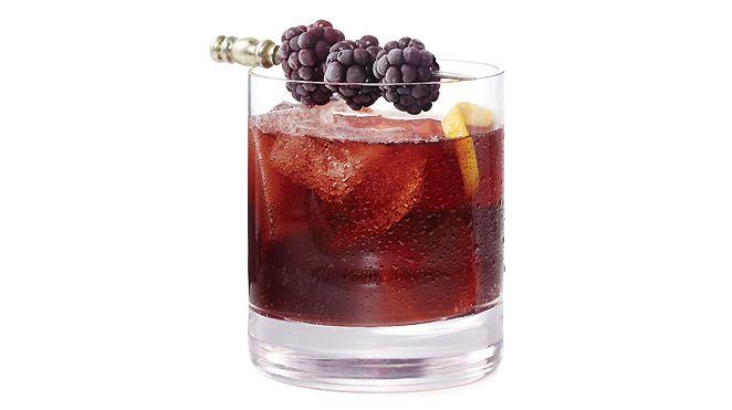 Cocktail Mûres Mûres