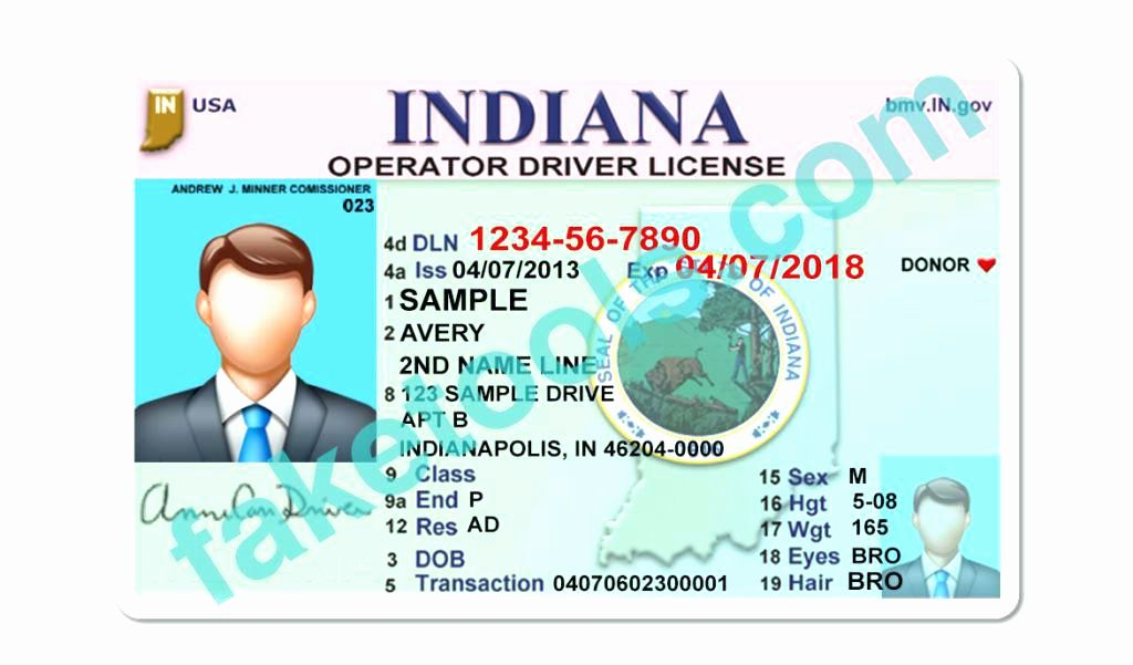 driving without a drivers license in indiana