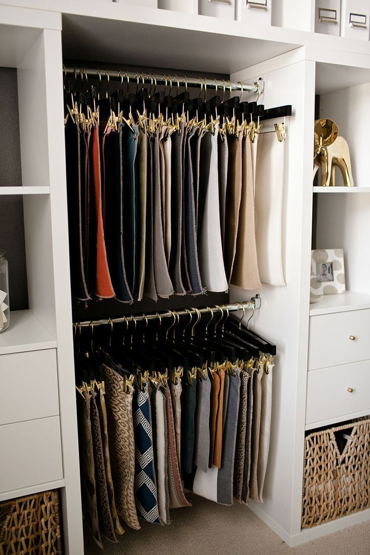 Copper+Walnut Founder Lauren Overholser | White closet, Master ...