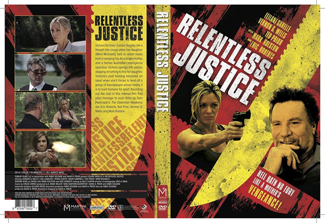 Nonton Relentless Justice 2014 Sub Indo Movie Streaming Download
