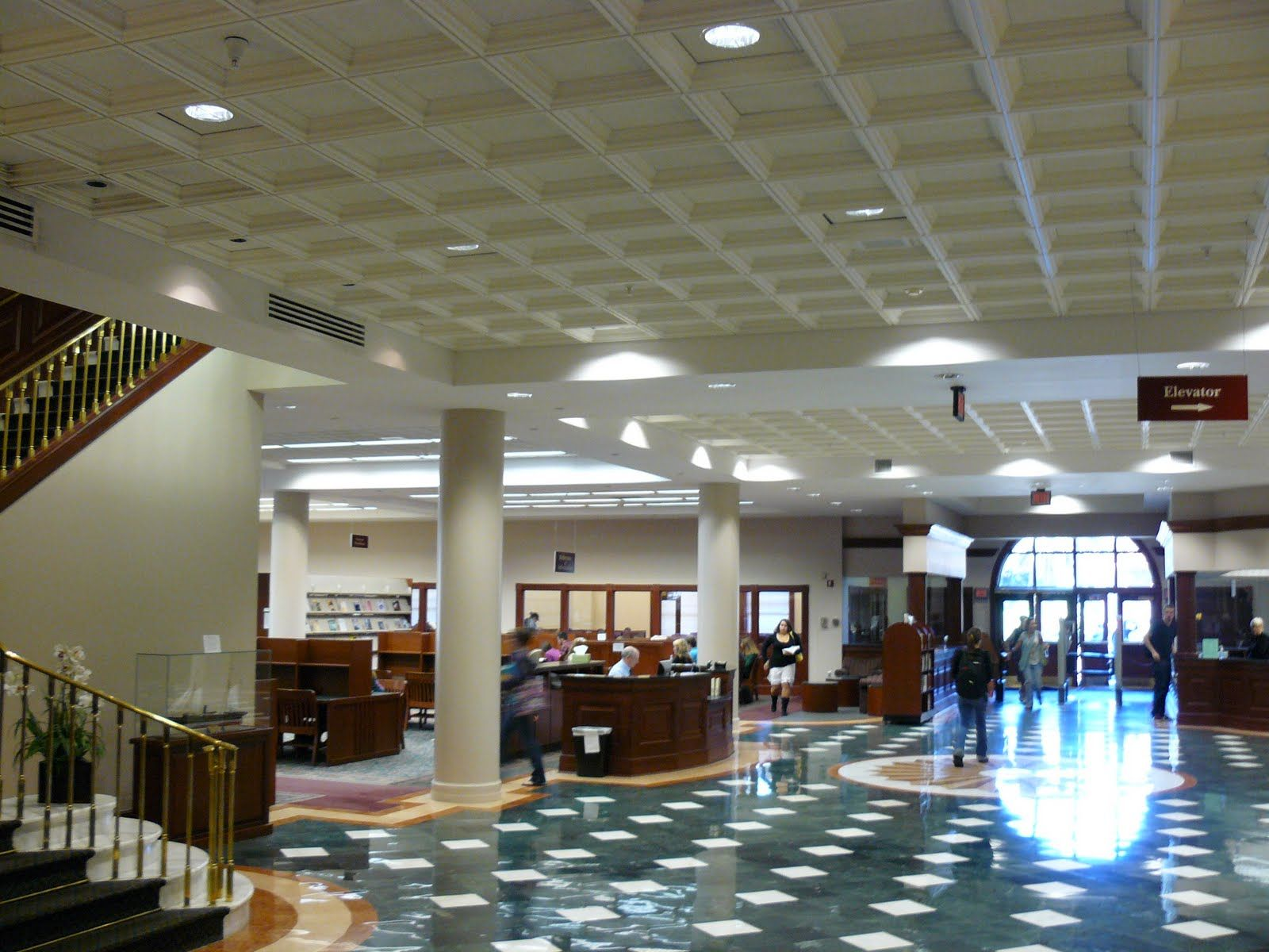 Library System  Flagler County