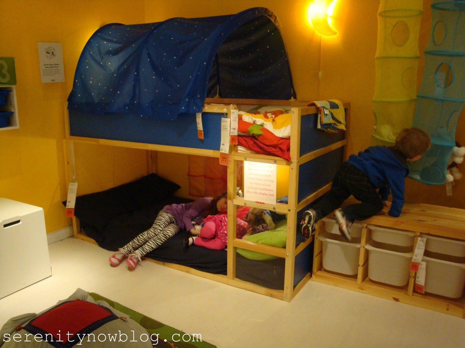 Children S And Kids Room Ideas Designs Inspiration: Bedroom : Ikea Kids Room Loft Bed Design Awesome