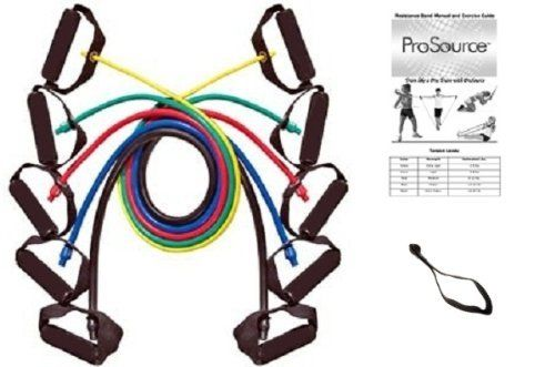 Prosource resistance bands