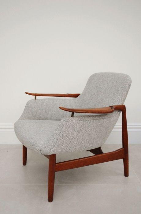 Nv53 Chair Finn Juhl Denmark Available From Osi Modern