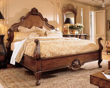 Thomasville Ernest Hemingway Denali Bed    It's MY bed I have..I'll always love it!!